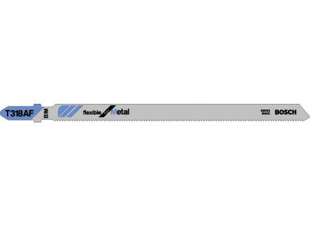 Bosch 3 Stichsägeblätter T 318 AF bei handwerker-versand.de günstig kaufen