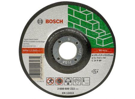 Bosch Trennscheibe 125x2,5 mm für Stein bei handwerker-versand.de günstig kaufen