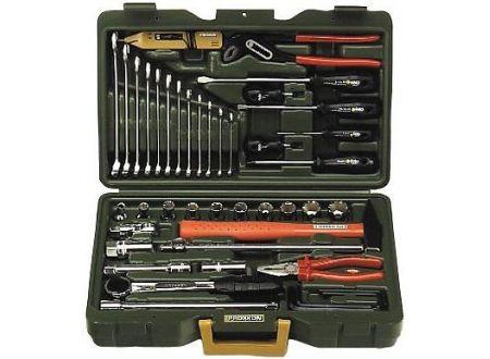 Werkzeugkoffer 47-teilig Proxxon