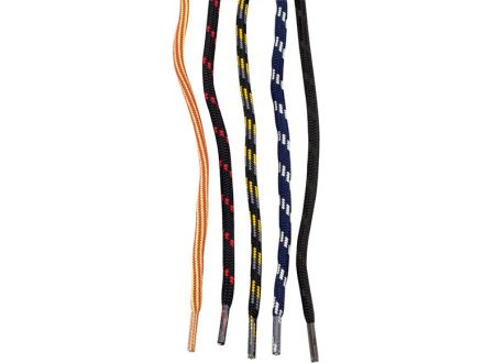 EDE Schnürsenkel, 120 cm, rund, gelb-rot bei handwerker-versand.de günstig kaufen