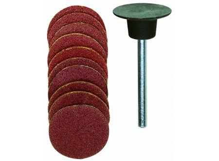 PROXXON Gummiteller 18 mm mit je 5 Schleifscheiben bei handwerker-versand.de günstig kaufen