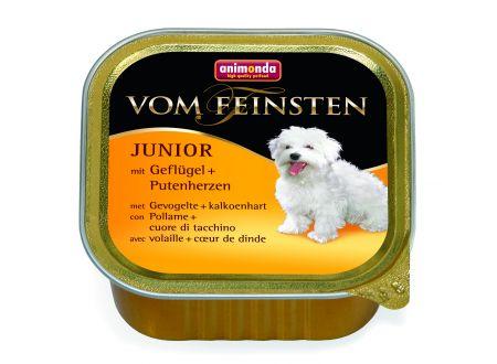 Animonda Dog vom Feinsten Junior mit Geflügel u...