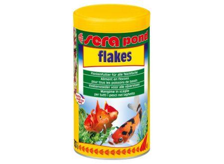 sera pond flakes 1.000 ml