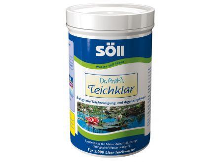 Söll GmbH Dr. Roths TeichKlar 250 g bei handwerker-versand.de günstig kaufen