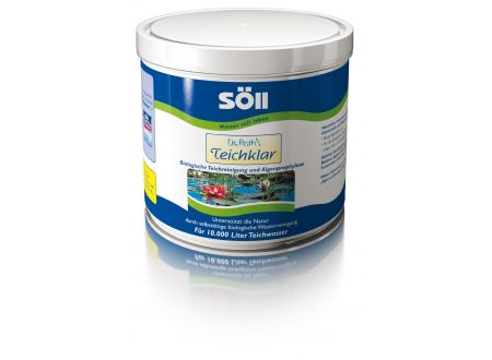 Söll GmbH Dr. Roths TeichKlar 500 g bei handwerker-versand.de günstig kaufen