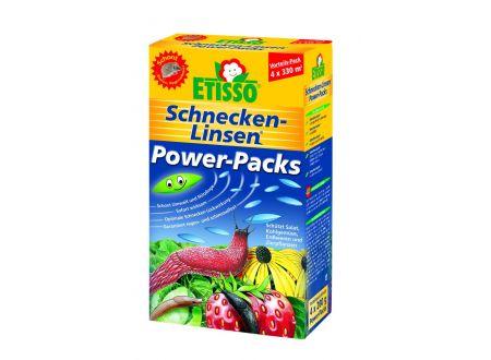 Etisso Schnecken Linsen Power Packs 4x200 g