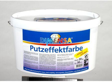 Meffert AG Farbwerke Dimensa Putzeffektfarbe 8kg bei handwerker-versand.de günstig kaufen