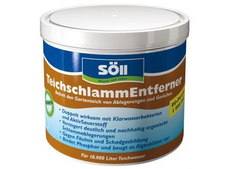Söll GmbH TeichschlammEntferner 500 g bei handwerker-versand.de günstig kaufen