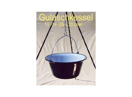 Pannon Trade Gulaschkessel - ca. 6 Liter bei handwerker-versand.de günstig kaufen