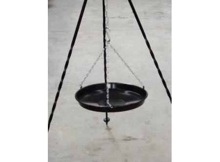 Pannon Trade Hängepfanne 34cm bei handwerker-versand.de günstig kaufen