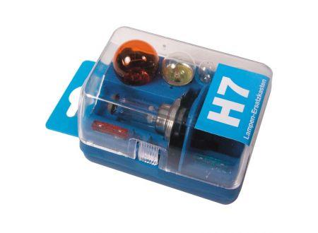 H7 Lampenersatzkasten 7-teilig bei handwerker-versand.de günstig kaufen