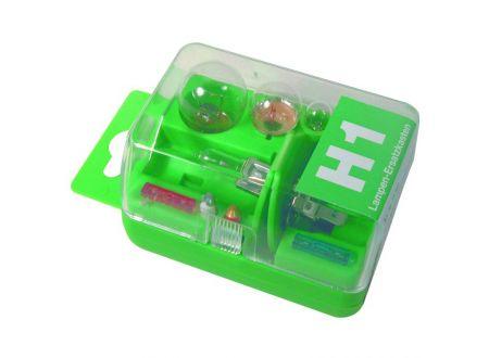 H1 Lampenersatzkasten 9-teilig bei handwerker-versand.de günstig kaufen