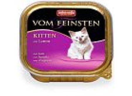 Animonda Cat vom Feinsten Kitten mit Lamm 100 g...