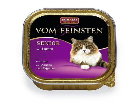 Animonda Cat vom Feinsten Senior mit Lamm 100 g Schale