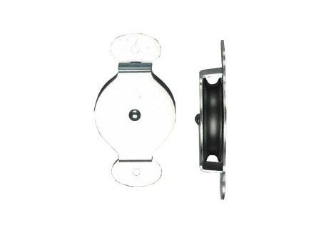 HBS Seitenrolle Nr. 495 60mm mit Gussrolle bei handwerker-versand.de günstig kaufen