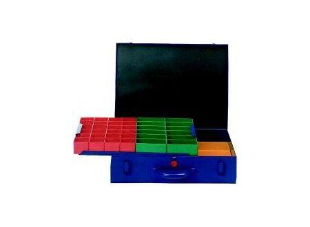 Hauck Sortimentskasten 48 Boxen 440x330x100mm bei handwerker-versand.de günstig kaufen