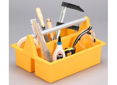 Allit AG Stabiler Tragekasten Allit McPlus Carry gelb bei handwerker-versand.de günstig kaufen