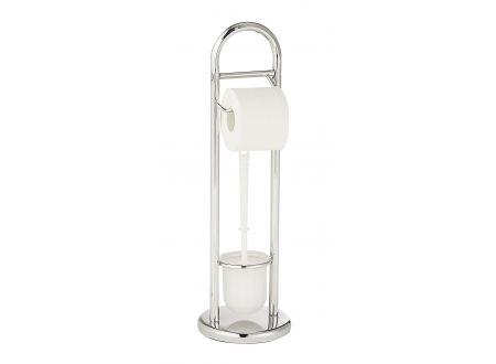 Wenko Stand WC-Garnitur Exclusiv mit T., Modell Siena bei handwerker-versand.de günstig kaufen