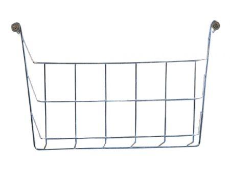 Kerbl Heuraufe verzinkt 20cm bei handwerker-versand.de günstig kaufen
