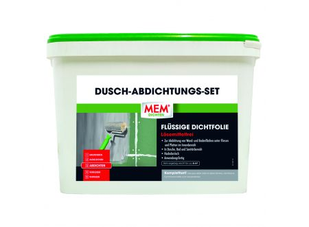 MEM Dusch-Abdichtungs-Set 9kg