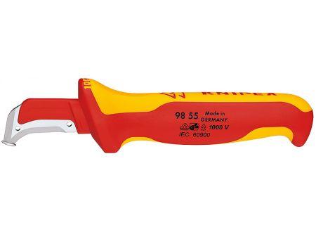 Knipex Kabelmantelmesser VDE 155mm Klinge 38mm bei handwerker-versand.de günstig kaufen