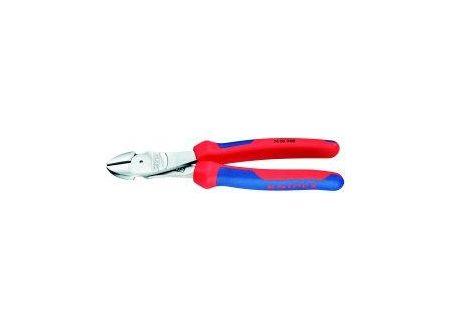 Knipex Kraft-Seitenschneider 140mm Nr.7405 bei handwerker-versand.de günstig kaufen
