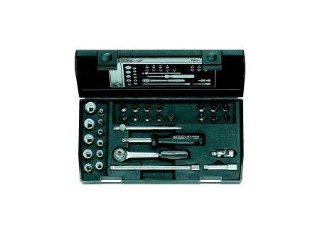 Gedore Steckschl.Garnitur 6,3mm (1/4) 32 teilig bei handwerker-versand.de günstig kaufen