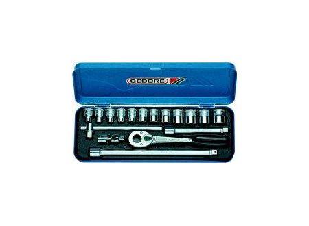 Gedore Steckschl.Garnitur 9,5mm (3/8) 17 teilig bei handwerker-versand.de günstig kaufen