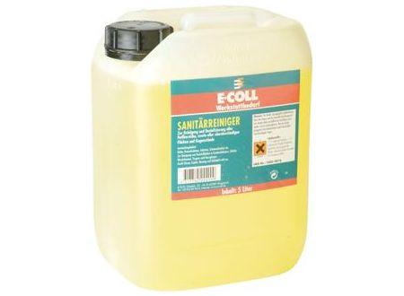 E-COLL Sanitärreiniger 5L Kanister bei handwerker-versand.de günstig kaufen