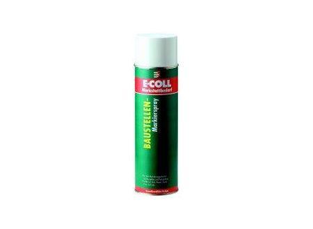 E-COLL Baustellen-Markierspray schwarz 500ml bei handwerker-versand.de günstig kaufen