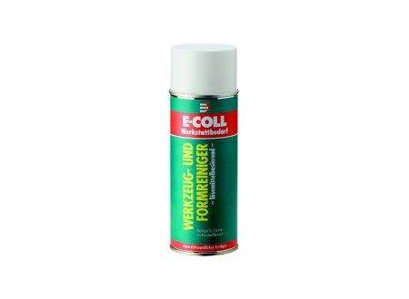 Werkzeugformreinigerspray und Formreinigerspray 400ml E-COLL Lieferumfang: 12 Stück