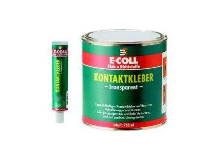 E-COLL Kontaktkleber transp. 750ml Dose bei handwerker-versand.de günstig kaufen