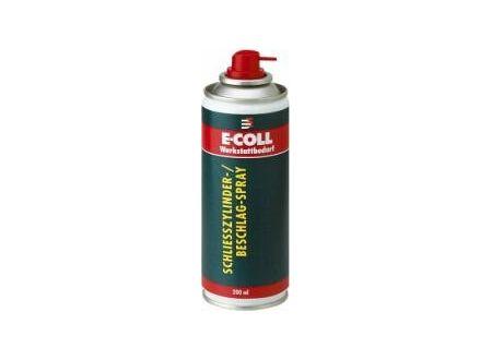 EDE Schliesszylinder-/BeschlagSpray 200ml E- Lieferumfang: 12 Stück