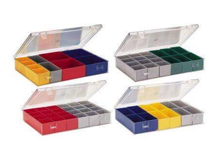 EDE Sortimentkasten mit Deckel 307x225x50 mm Typ 4.03 bei handwerker-versand.de günstig kaufen