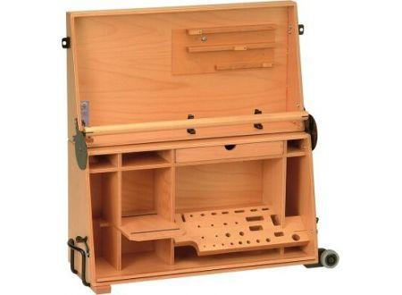 Montage-Werkzeugkoffer mit Fahrwerk Domini