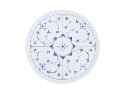Blau Saks Tortenplatte bei handwerker-versand.de günstig kaufen