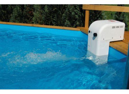 Weka Gegenstrom Schwimmanlage Jet