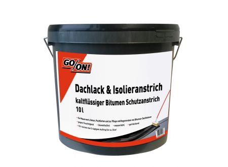 GO/ON Dachlack und Isolieranstrich LMF 10l bei handwerker-versand.de günstig kaufen