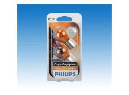 PHILIPS Vision Kugellampe PY21W bei handwerker-versand.de günstig kaufen