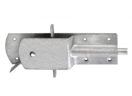 Sicherheitsriegel verzinkt 210 mm