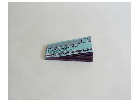 Vierka Lackmuspapier 100Streifen bei handwerker-versand.de günstig kaufen