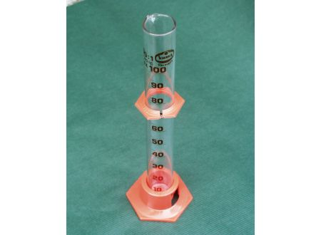 Vierka Glaszylinder 100ml mit Graduierung bei handwerker-versand.de günstig kaufen