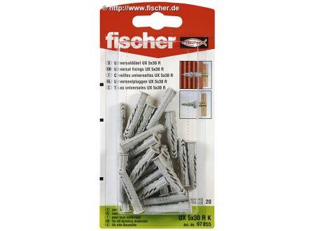 fischer Universaldübel Fischer UX 5x30 R K bei handwerker-versand.de günstig kaufen