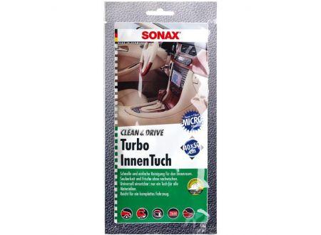 Sonax Pflege-Tuch Clean and Drive innen bei handwerker-versand.de günstig kaufen