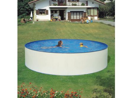 Acapulco Rund Schwimmbecken 4,50 x 0,90 m bei handwerker-versand.de günstig kaufen