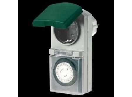 REV Ritter Zeitschaltuhr IP44 mechanisch außen bei handwerker-versand.de günstig kaufen