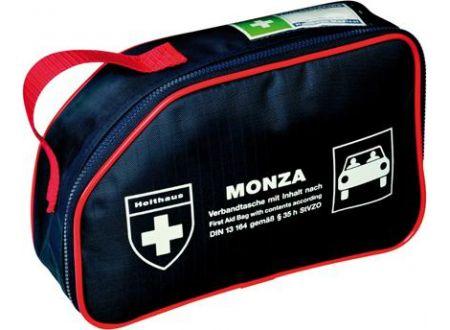 EDE Kfz-Verbandtasche Monza, DIN 13164, blau bei handwerker-versand.de günstig kaufen