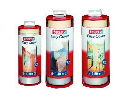 Tesa Easy Cover Folie Nr. 5676917m:2600mm bei handwerker-versand.de günstig kaufen