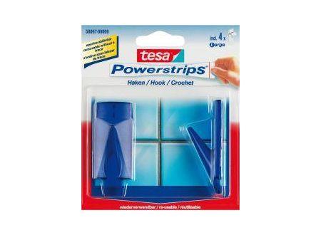 Tesa Powerstrips Haken Large Trend chrom bei handwerker-versand.de günstig kaufen