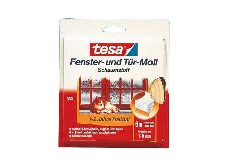 Tesa Dichtungsband weiß 6m:9mm tesa 5428 bei handwerker-versand.de günstig kaufen